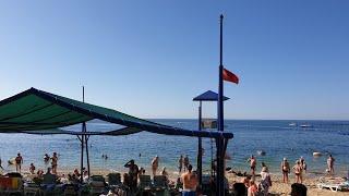 Пляж В Авсалларе В Октябре Погода
