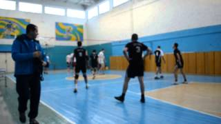 Зенит (Чернигов) - Пед универ (Чернигов) 2 партия