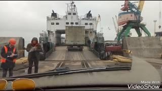 видео Грузоперевозки Москва - Крым