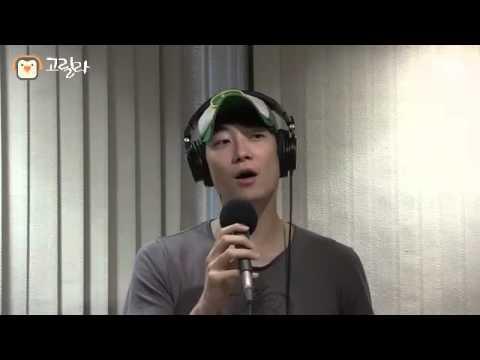 [SBS]씨네타운, B형 여자, 윤한 라이브
