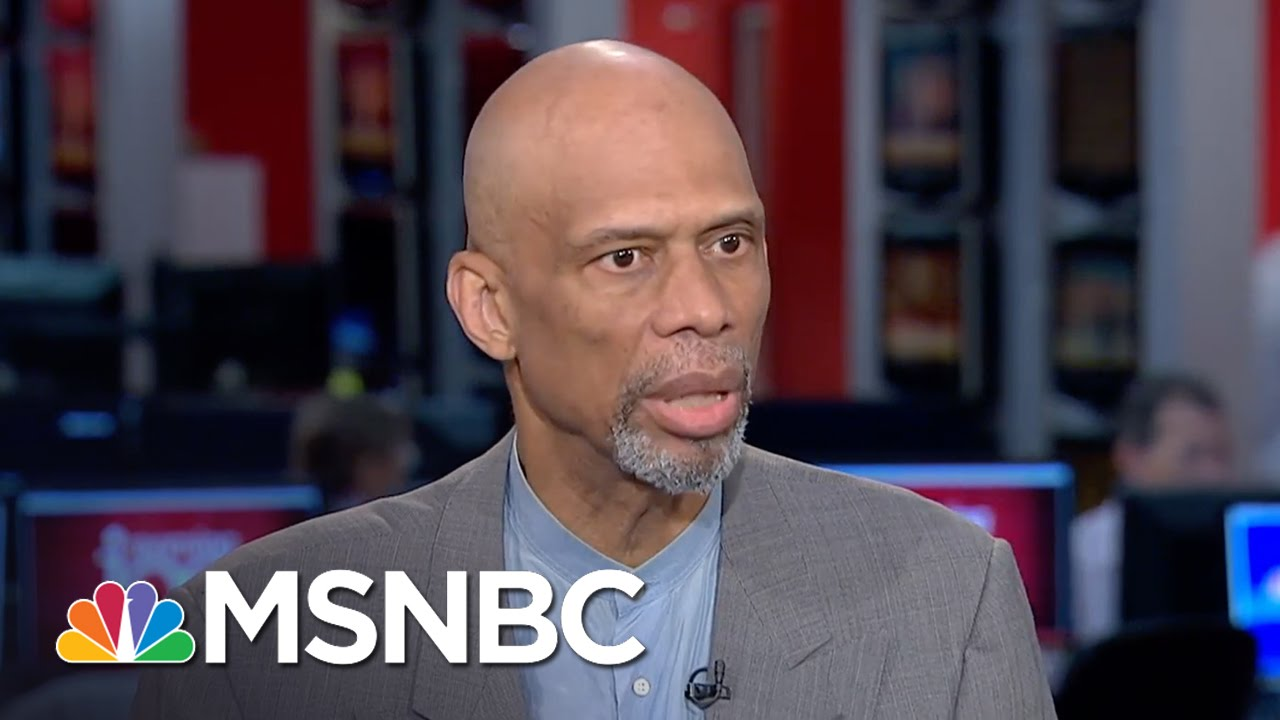 "Kareem Abdul-Jabbar on racism in America: ""Nothing has changed ..."