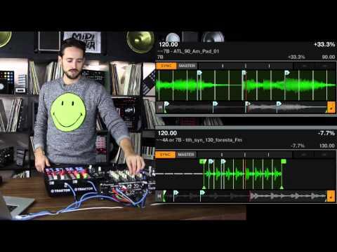 Advanced DJ Key Mixing: Major to Minor Tracks