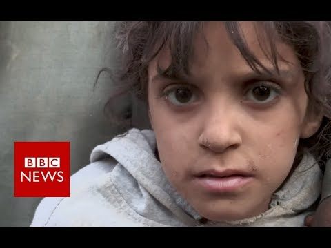 IS's last stand in Syria: The crisis in Deir al-Zour - BBC News