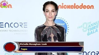 MICHELLE MONAGHAN: LOOK   TAGES