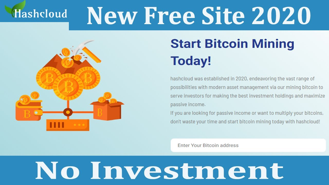 best bitcoin mining site free