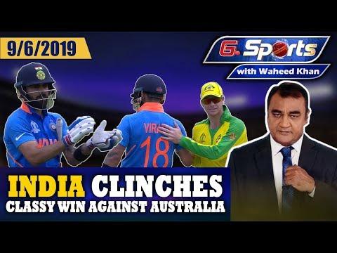 India clinches classy