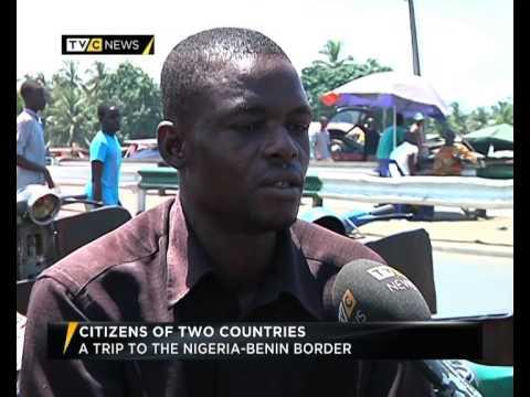 Trip to Nigeria Benin-Border