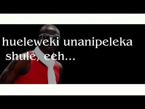 BMG KENYA - Swing Swing (Lyric Video)