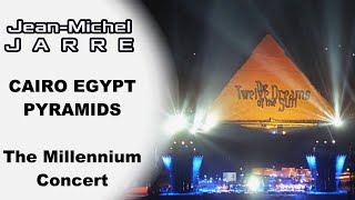 JEAN MICHEL JARRE LIVE CAIRO EGYPT [BBC Video]
