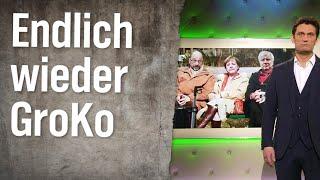 "Christian Ehring: ""Endlich wieder GroKo"""