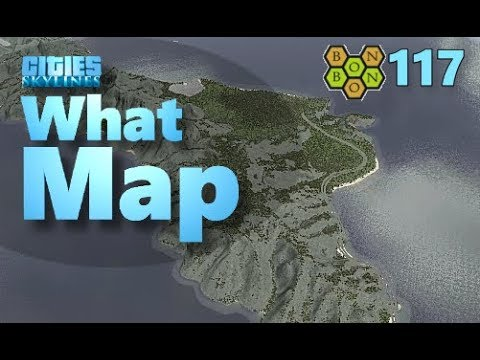 Cities Skylines - What Map - Map Review 117 - American Samoa