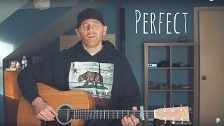 Ed Sheeran - Perfect (Derek Cate acoustic cover) on Spotify & iTunes
