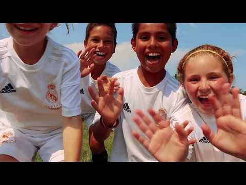 Real Madrid Foundation Clinics U.S.A.