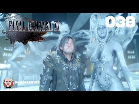Final Fantasy XV #038 - Ende der Nacht: Ifrit besiegen [XBO] Let's play Final Fantasy 15