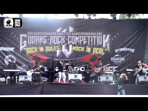 18. WINDOWS Live at GUDANG ROCK COMPETITION #4