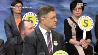 Savivaldybių rinkimai 2015. Kandidatai į Biržų merus (II)