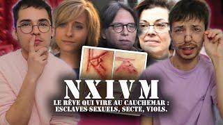 ALLISON MACK INTÈGRE UNE SECTE : LE CAUCHEMAR NXIVM