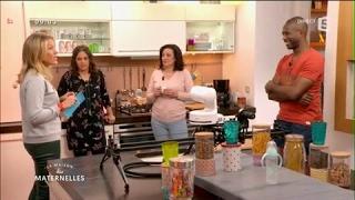 REPLAY - Accidents domestiques : comment les éviter ? - La Maison des Maternelles