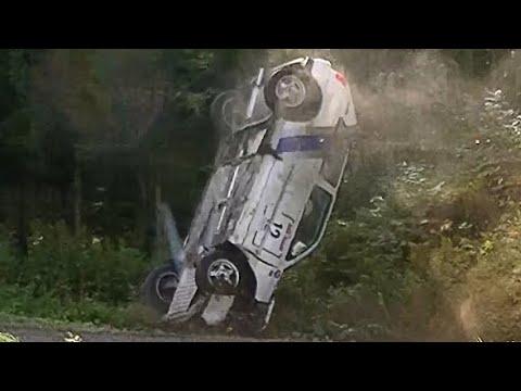 Big Rally Crash Compilation Bonus