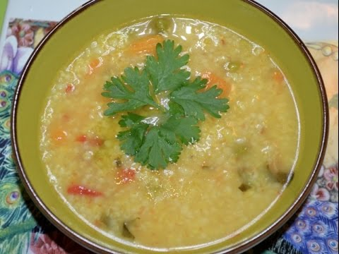 cracked wheat khichdi for babies
