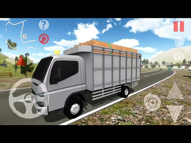 Indonesia Truck Simulator - Best Android Gameplay FHD