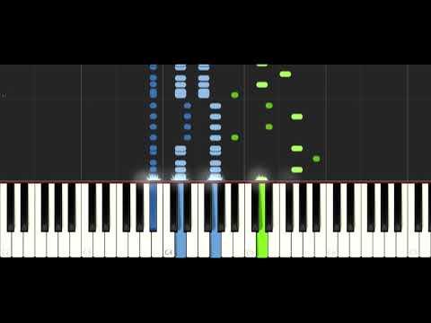 LFZ - Popsicle - PIANO TUTORIAL