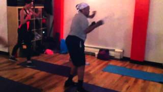 Gambar cover Core Kickboxing w/ Stafa