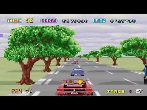 Outrun 1986 - Passing Breeze Remix