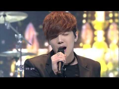 120226 SBS 人氣歌謠 F.T. Island - Severely