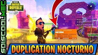 Glitch! DUPLICATION WEAPONS! NOCTURNO/FOSSOYEUR ILLIMITÉ! QUICK EASY! FORTNITE BR SAUVER THE WORLD!