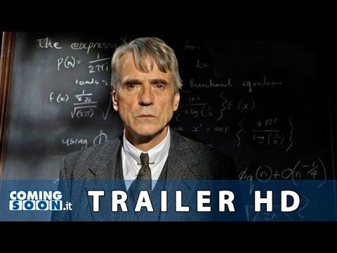 L'uomo che vide l'infinito: Trailer italiano ufficiale ...