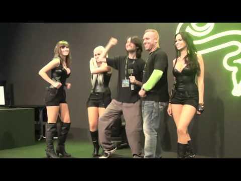 Bonus Video: Gamescom 2011 (Swifty, Athene & Razer)