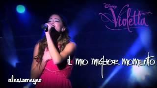 Violetta 2 : Il Mio Miglior Momento / Mi mejor momento (Versión en Italiano)