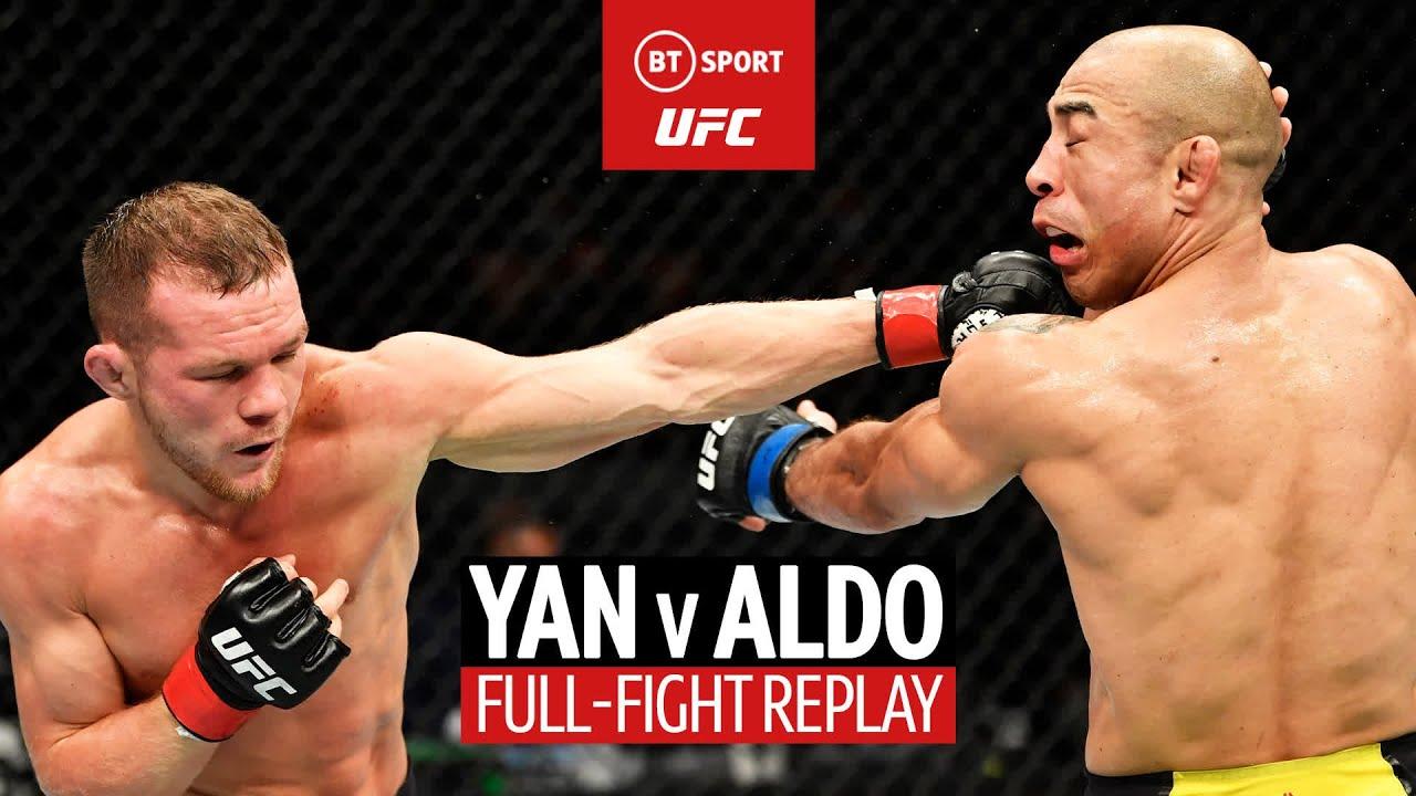 And New! Petr Yan v Jose Aldo | UFC 251 Full-Fight Replay