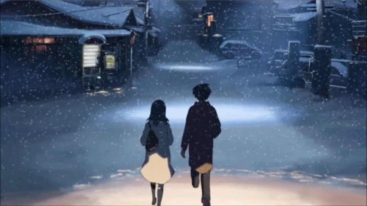 5 Centimeters Per Second Trailer Sub
