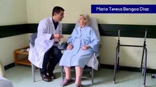 Por qué elegí la especialidad de geriatría