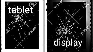 cambiar display tablet china