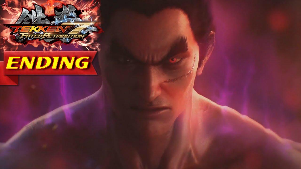 Tekken 7 Full Ending Death Of Heihachi Mishima