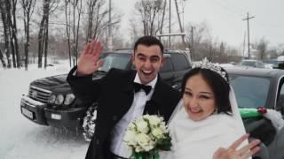 Свадьба в Аксае Шанкир и Асем | Видеосъемка МАСЕЕВТВ