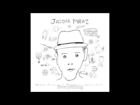 Jason Mraz - Details In The Fabric With Lyrics