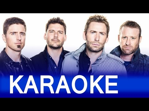 Nickelback – Far Away Lyrics Instrumental Karaoke