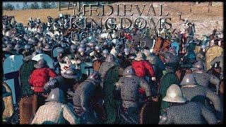 TEUTONIC INVASION! Medieval Kingdoms Total War Siege Mod Gameplay