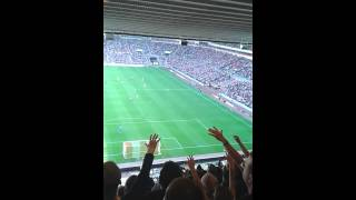Sunderland away 2014 - TOTTENHAM