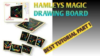 Hamleys Magic Drawing Board Best Demo In The World Part 1