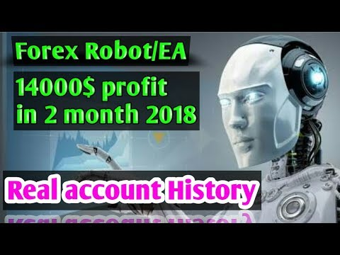 Robot trade 14000 USD Profit History in 2018 just 2 month. World best Forex Robot / EA.  2018.03.05