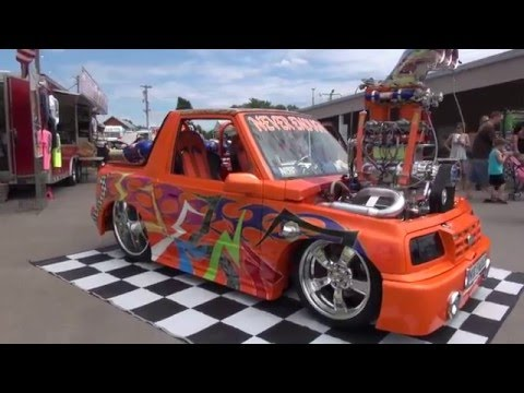 SHORT SHOT: Crazy Engine Builds #1 GEO Tracker