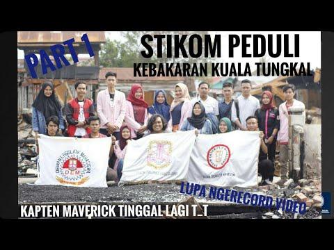 M.R.S - MotoVlog | Donasi untuk korban kebakaran Kuala Tungkal #Part1