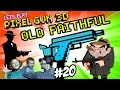 Dad Son Play Pixel Gun 3D OLD FAITHFUL Mafia Wars Pasta Meatballs Part 20 Face Cam