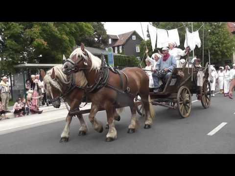 Altstadtfest 2016 in Wolfenbüttel/Niedersachsen