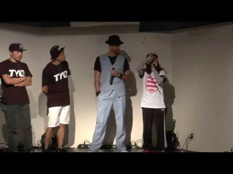 JUDGE interview / LOCKING 4 LIFE LOCK DANCE BATTLE 15/8/9